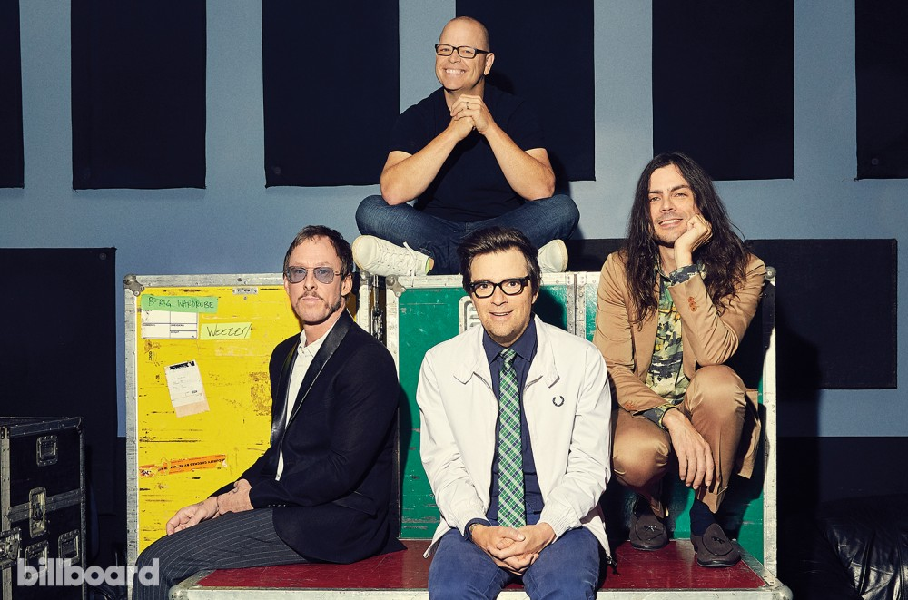 Weezer Returns to Hot 100 With Fan-Inspired Cover of Toto\'s \'Africa ...