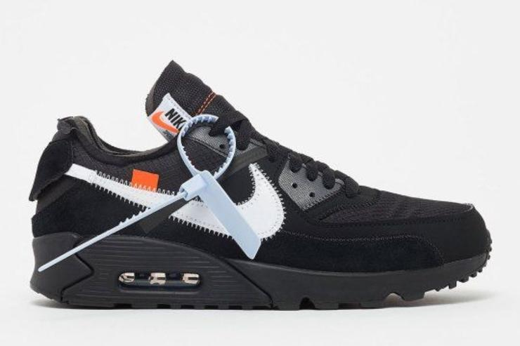 best sneakers 60524 03a15 Off-White x Nike Air Max 90 Release Date Changed: Details ...